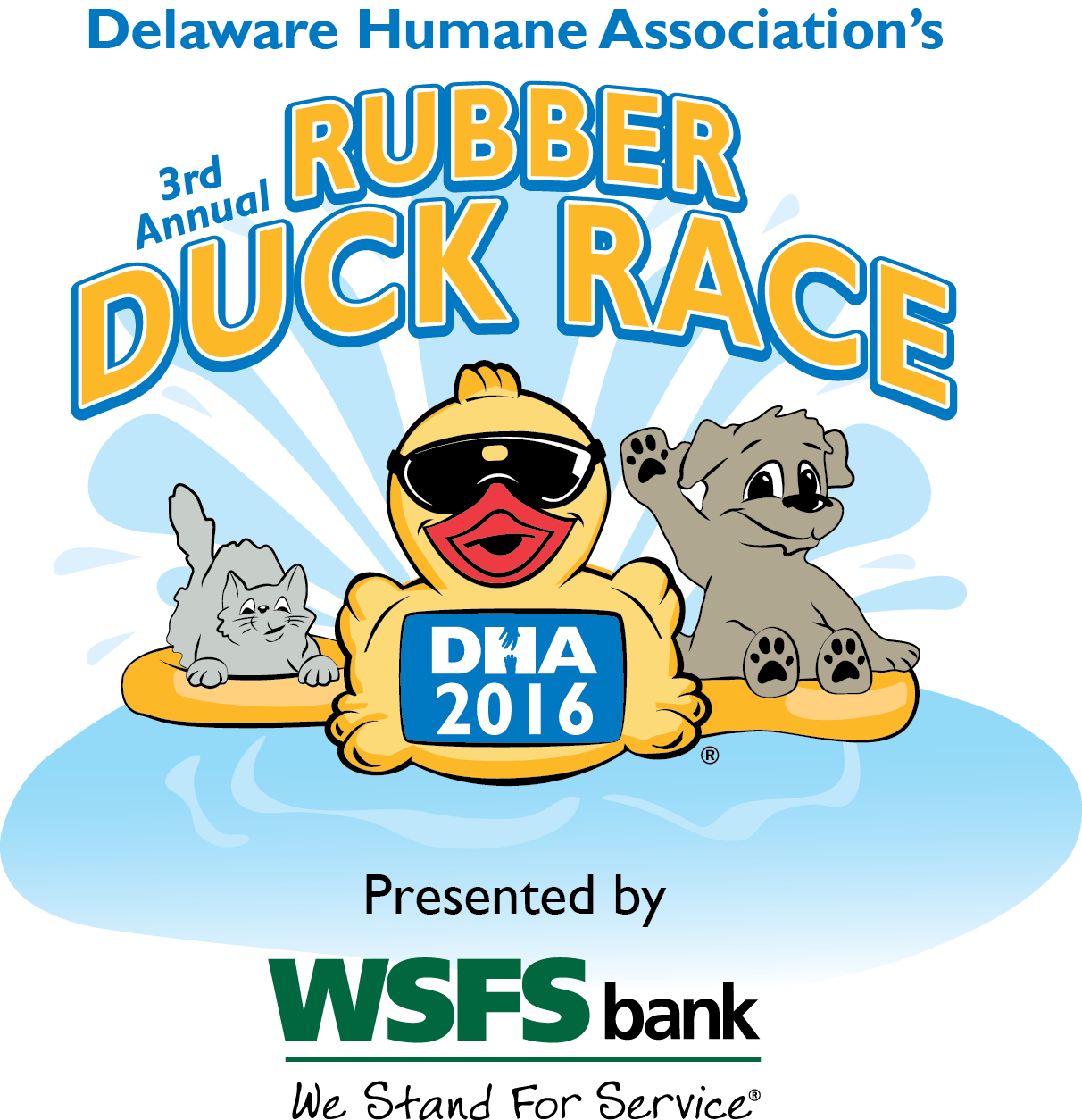 DHA's Rubber Duck Race on October 2nd
